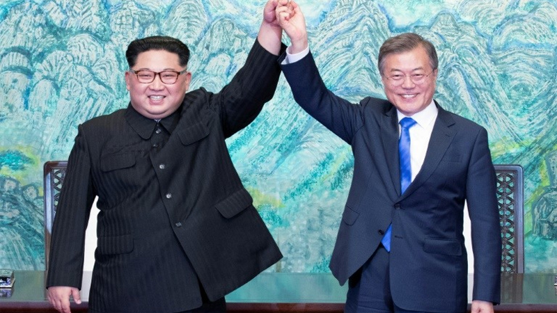 North – South Korea Peace Agreement